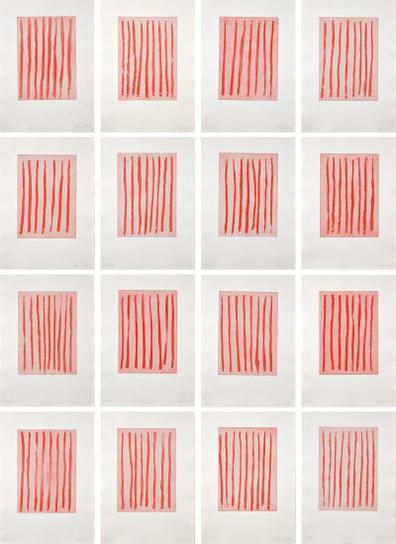 Gunther Forg-Linien I (Lines I)-2004