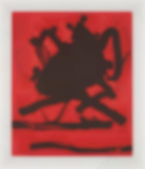 Robert Motherwell-Red Sea II-1979