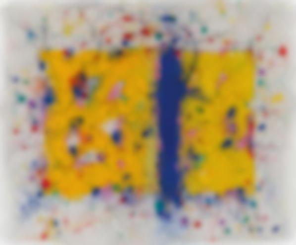 Sam Francis-Light In Itself-1979