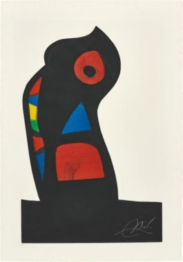 Joan Miro-Loustachi (The Ustachi)-1978