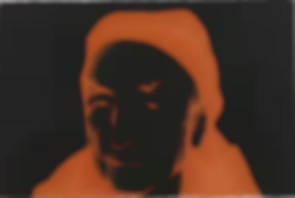 Andy Warhol-Georgia Okeeffe-1979