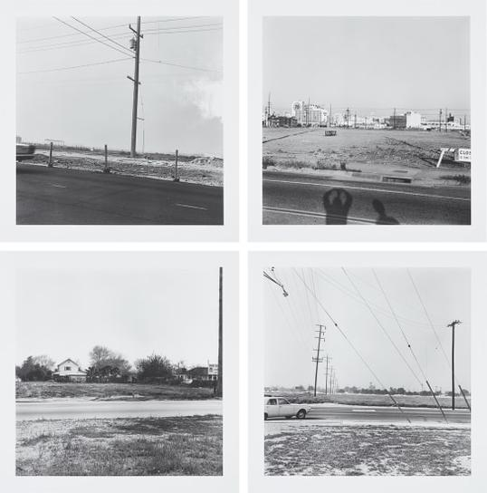 Ed Ruscha-Vacant Lots-2003