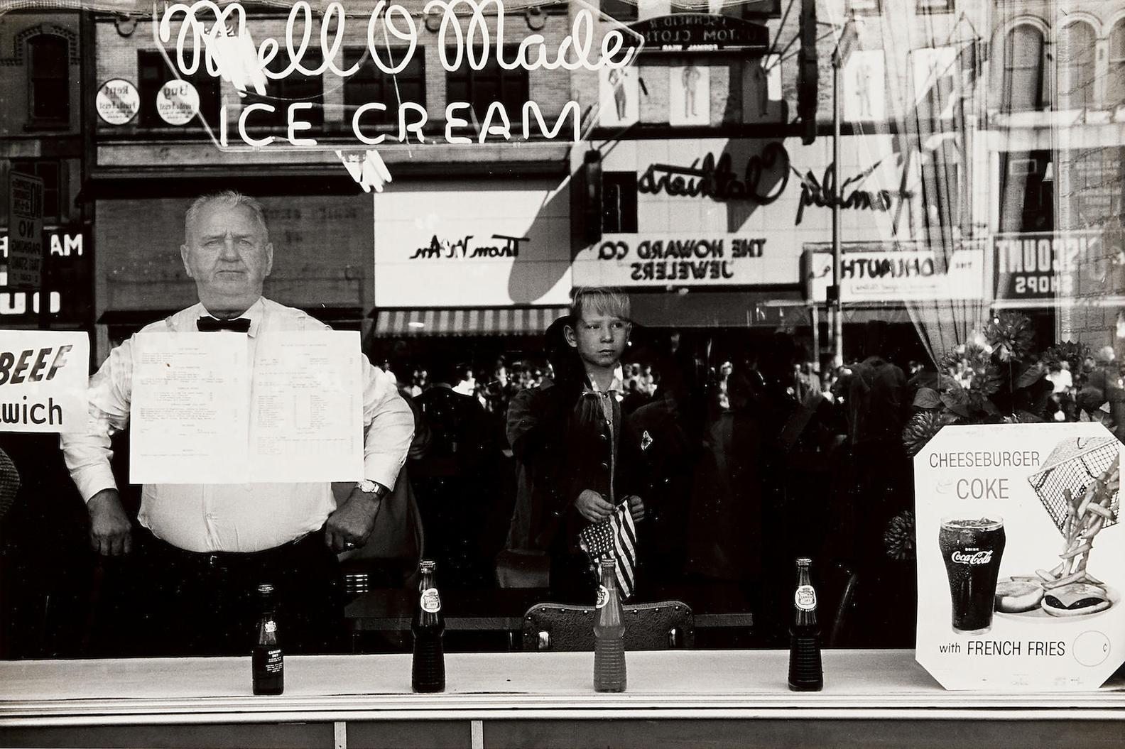 Lee Friedlander-Newark-1962
