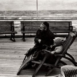 Louis Stettner-Coming To America-1951