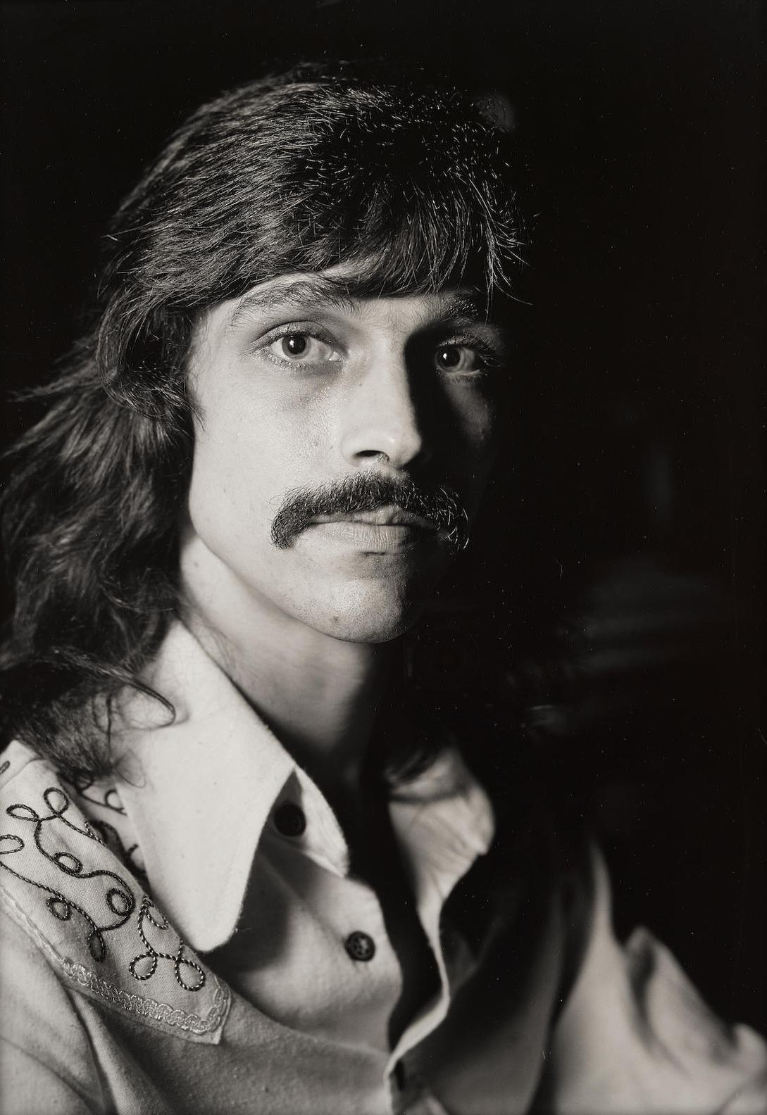 William Eggleston-Untitled (Nightclub Portrait)-1973