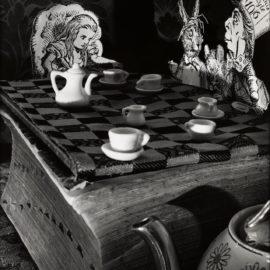 Abelardo Morell-A Mad Tea Party-1998