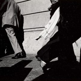 Ray Metzker-City Whispers, Philadelphia-1981