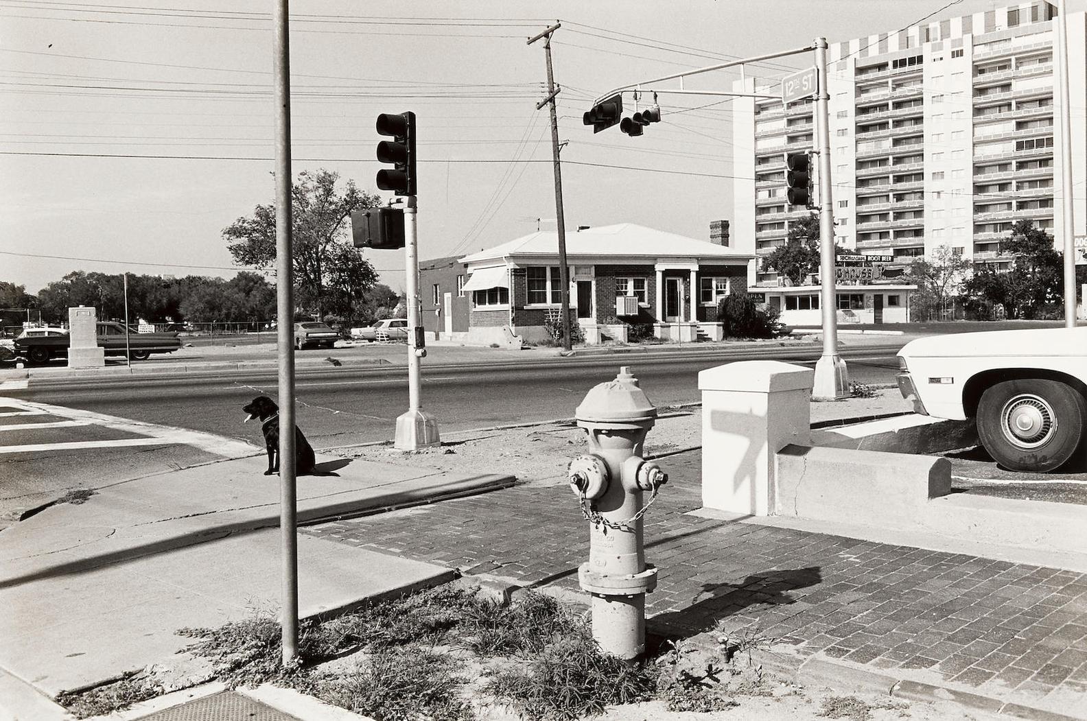Lee Friedlander-Albuquerque-1972