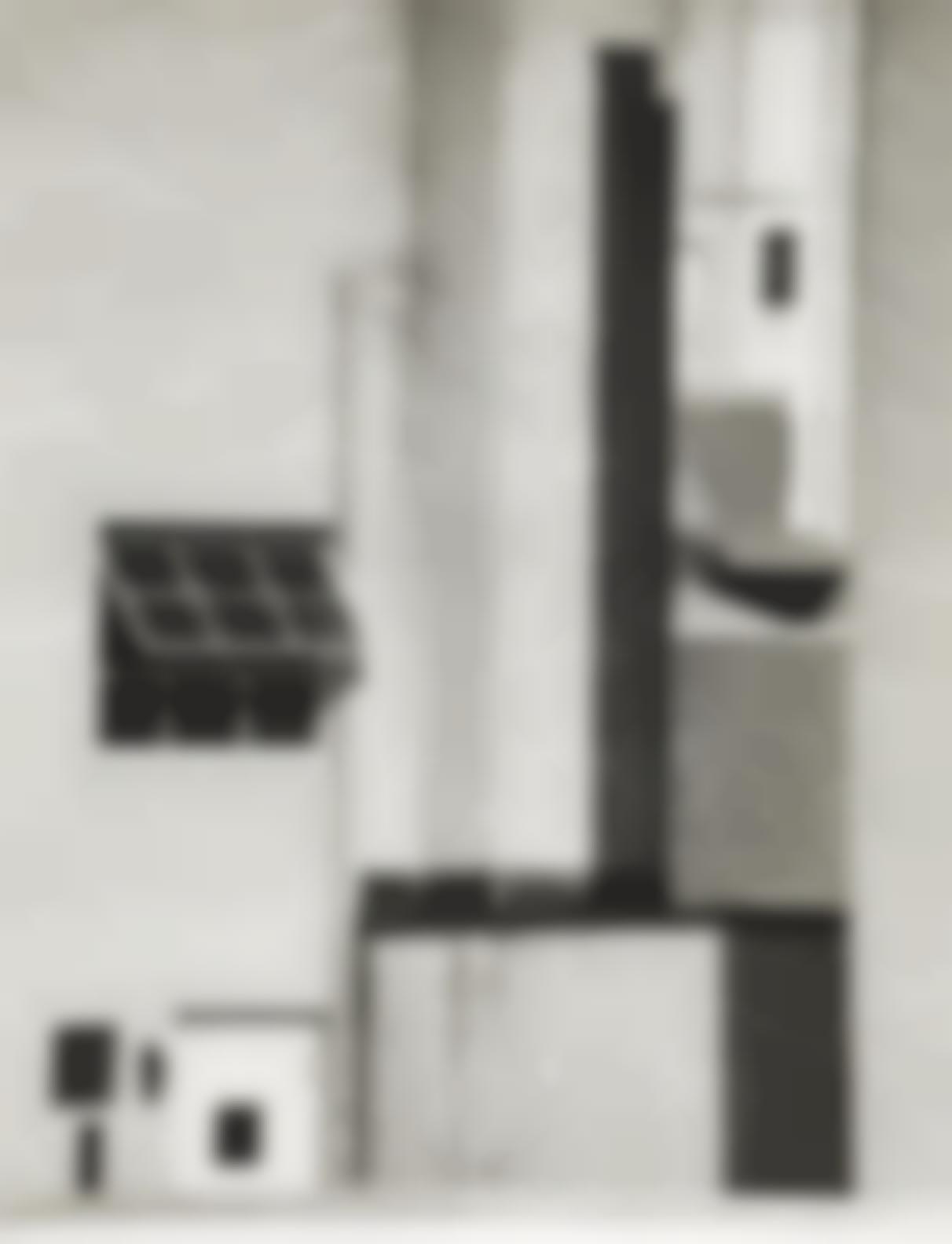 Andre Kertesz-Brick Walls-1961