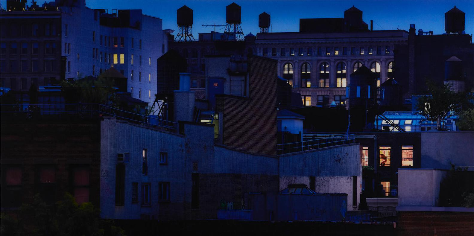 David Drebin-Gotham City-2010