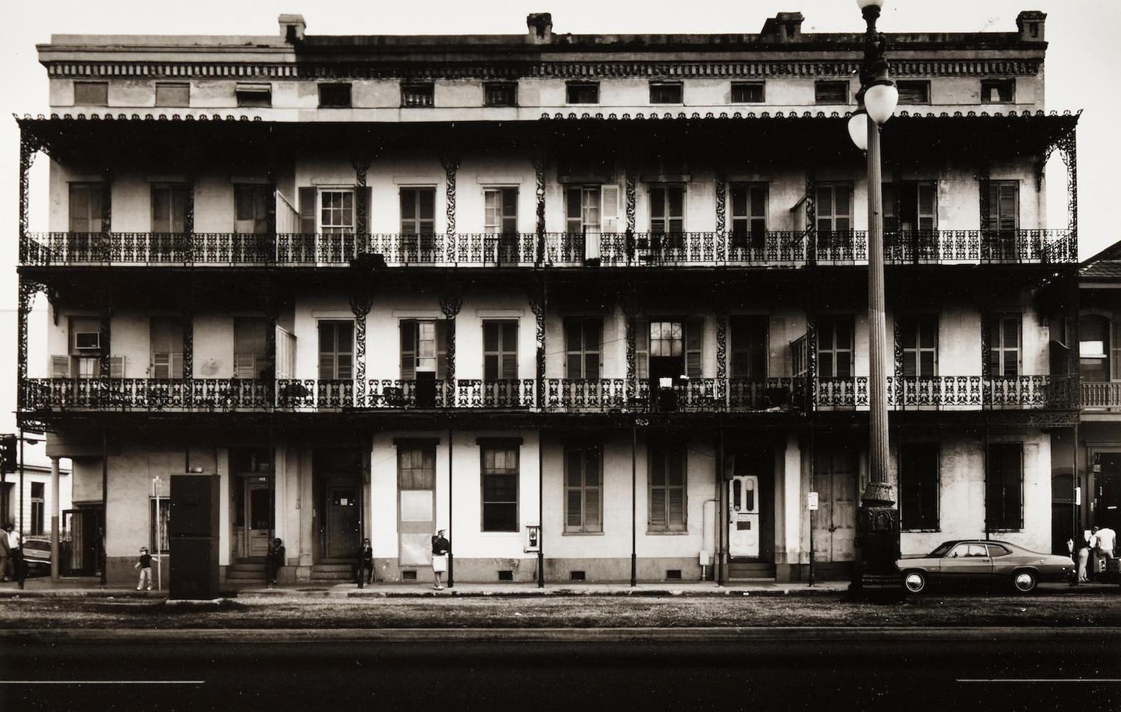 Max Yavno-New Orleans-1970