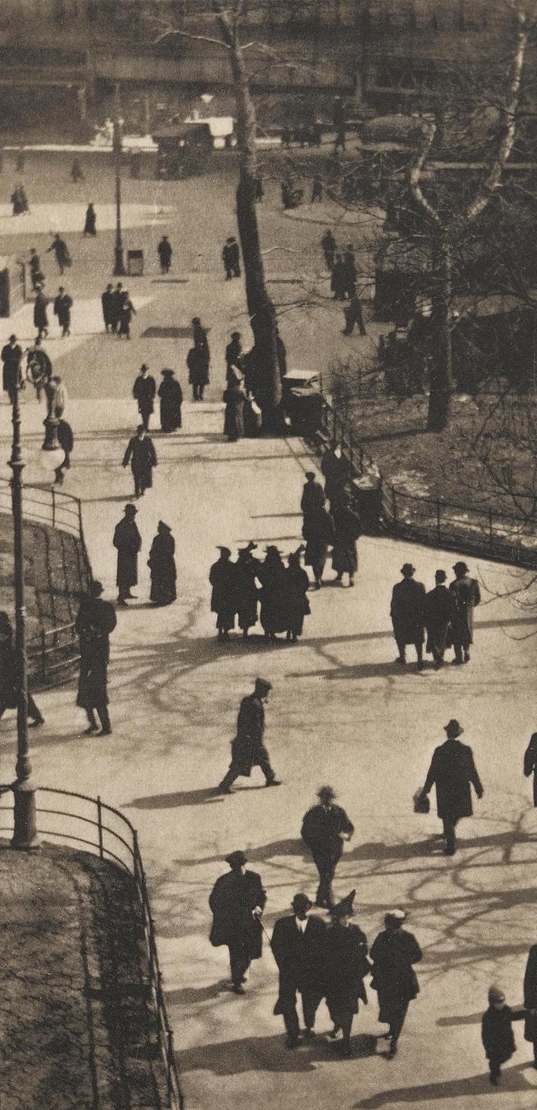 Paul Strand-New York-1916
