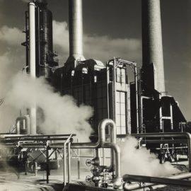 Brett Weston-Oil Refinery-1951