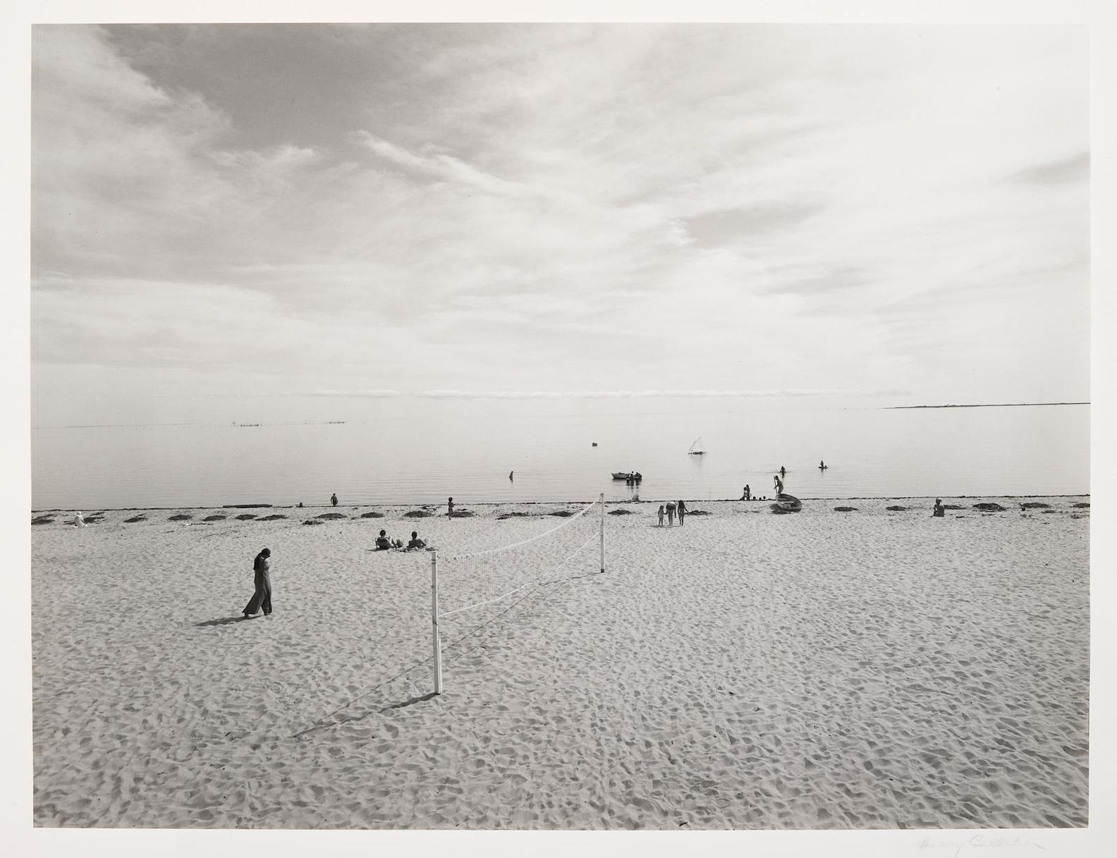 Harry Callahan-Cape Cod-1972