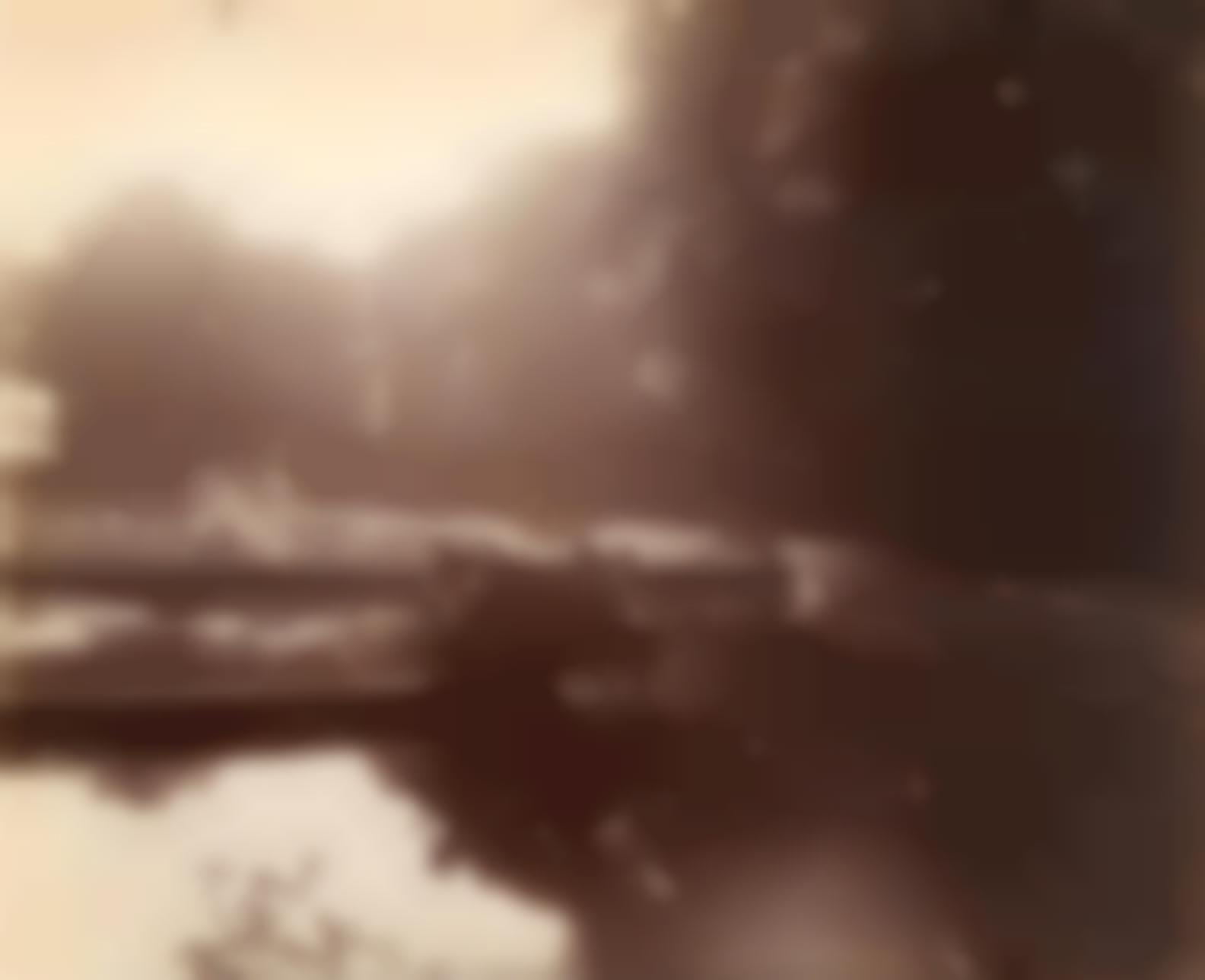 Eugene Atget-Trianon, Bassin Du Miroir-1924