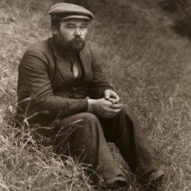 August Sander-Gelegeuheitsarbeiter (Casual Laborer)-1929