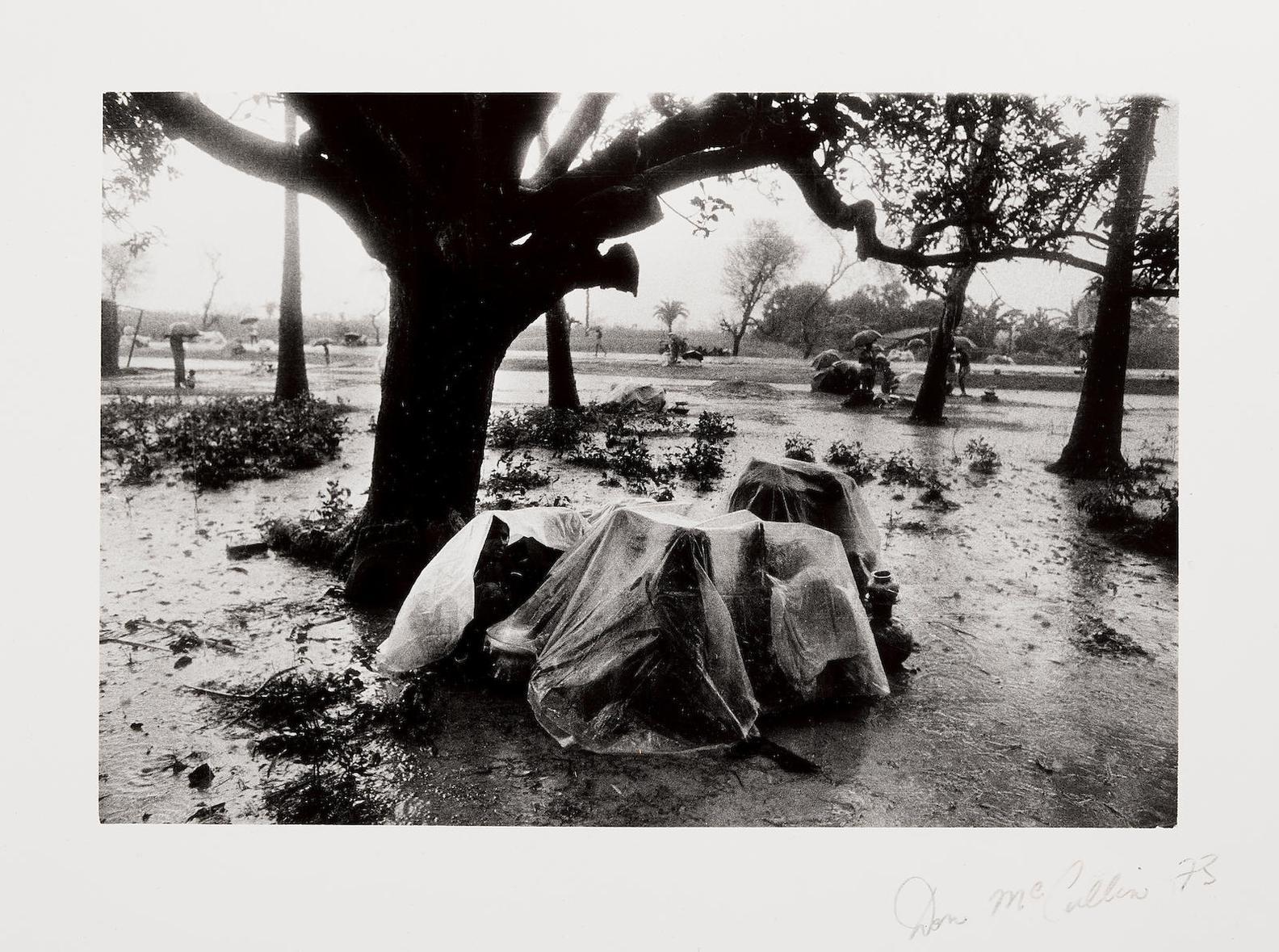 Don McCullin-Bangladesh Floods-1973