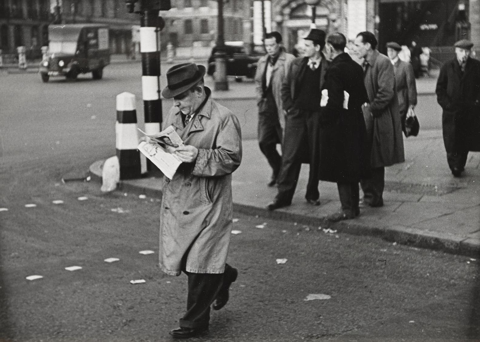 Henri Cartier-Bresson-London, Festival City; And Berlin, Europes Strangest City-1959