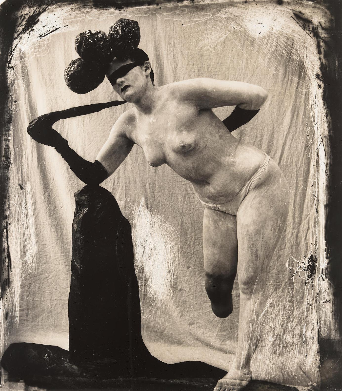 Joel-Peter Witkin-La Serpentine, Marseilles-1992
