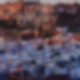 Steve McCurry-Jodhpur Cityscape-2010