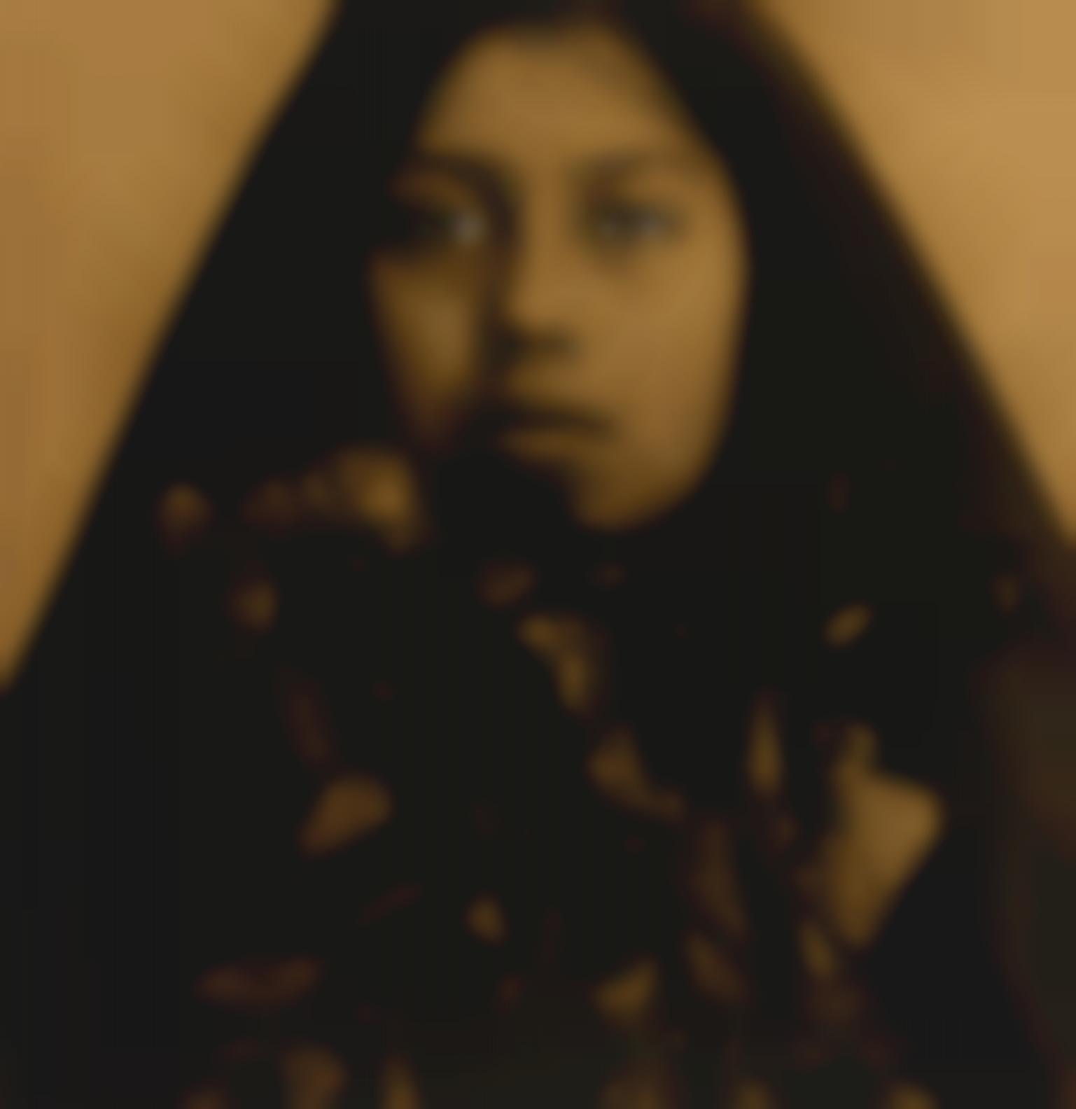 Luis Gonzalez Palma-Rostro De La Esperanza-1989