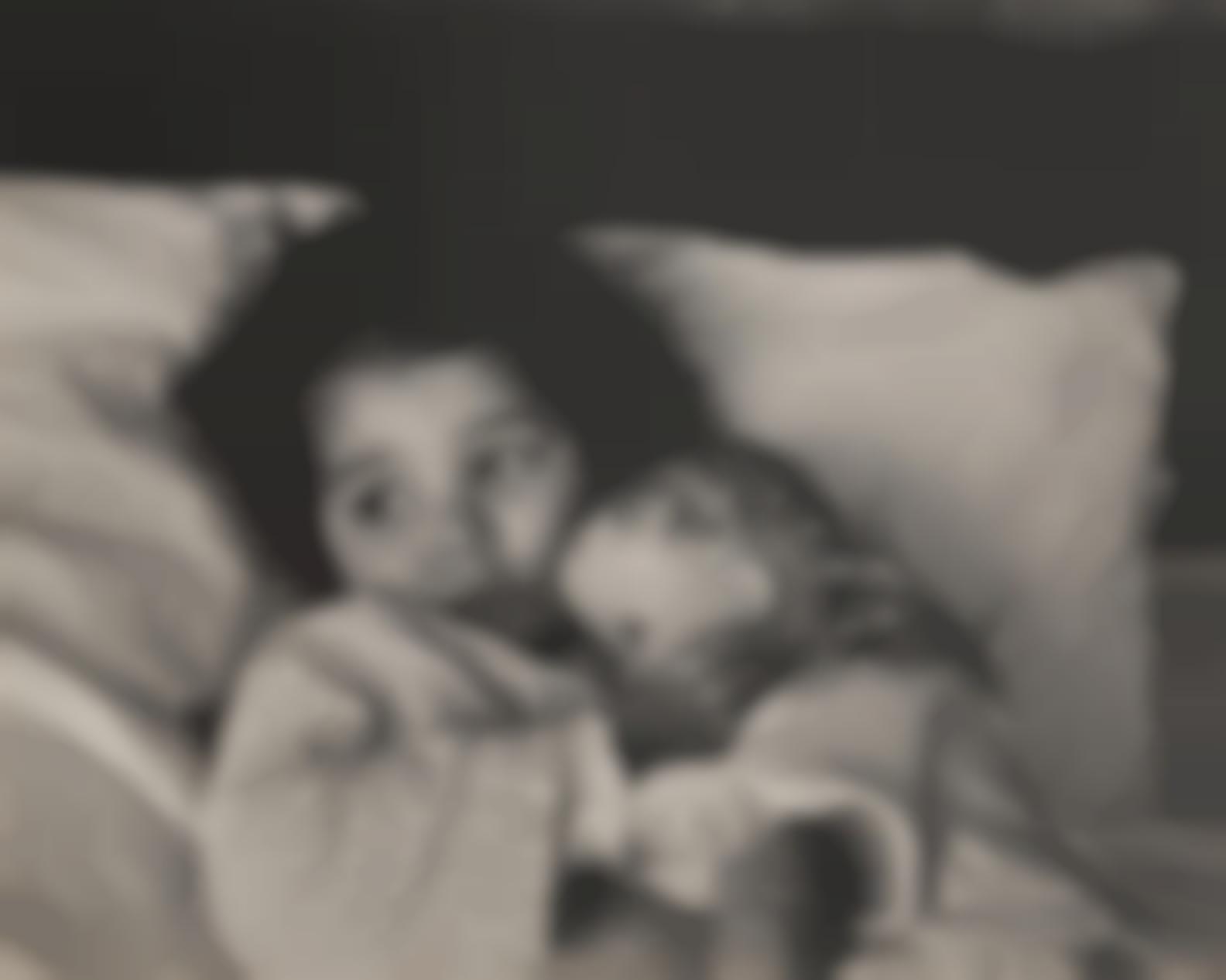 W. Eugene Smith-Juanita With Doll-1950