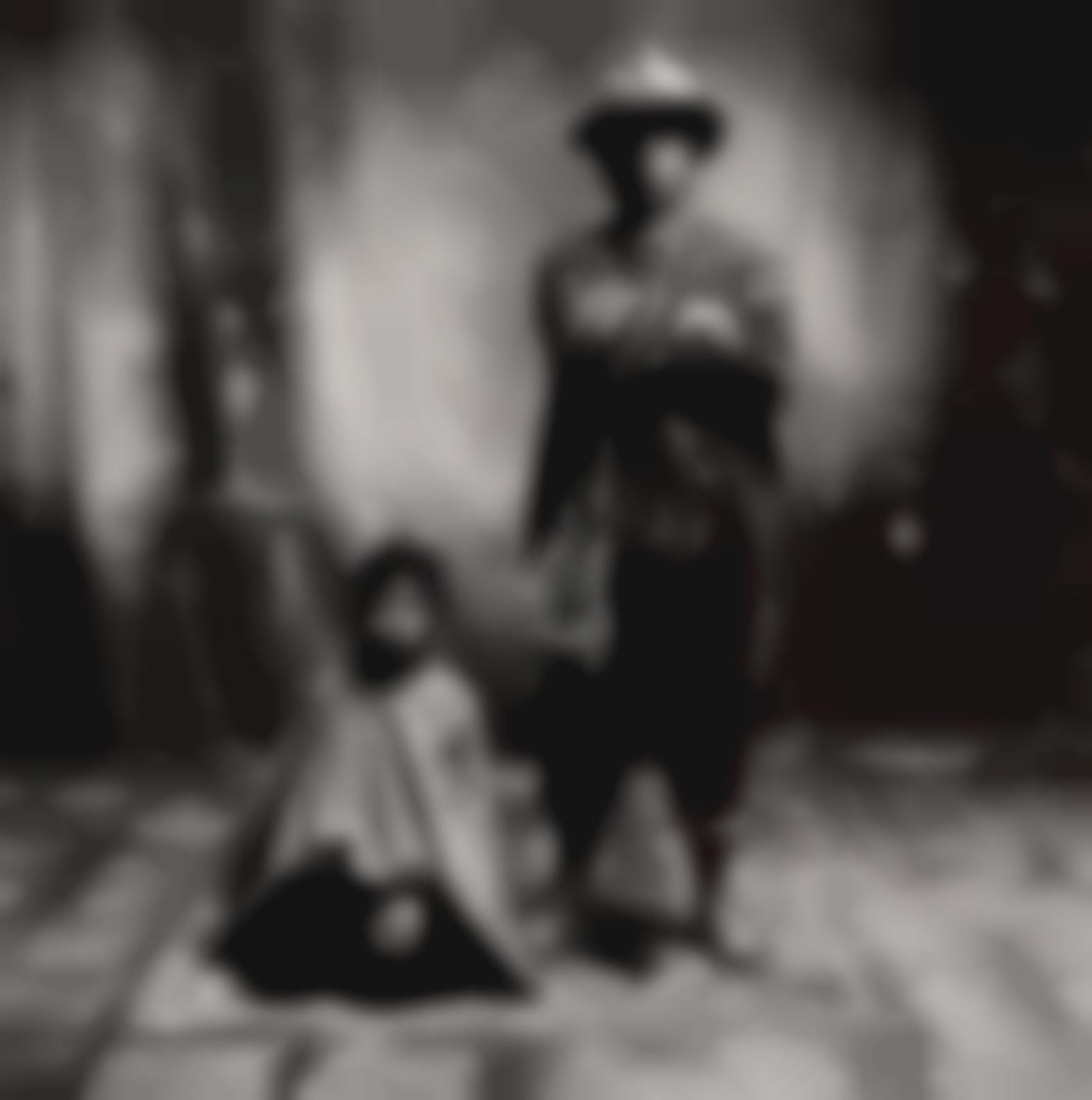 Irving Penn-Father And Son (Cuzco, Peru)-1948