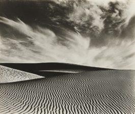 Brett Weston-Dunes, 1930s