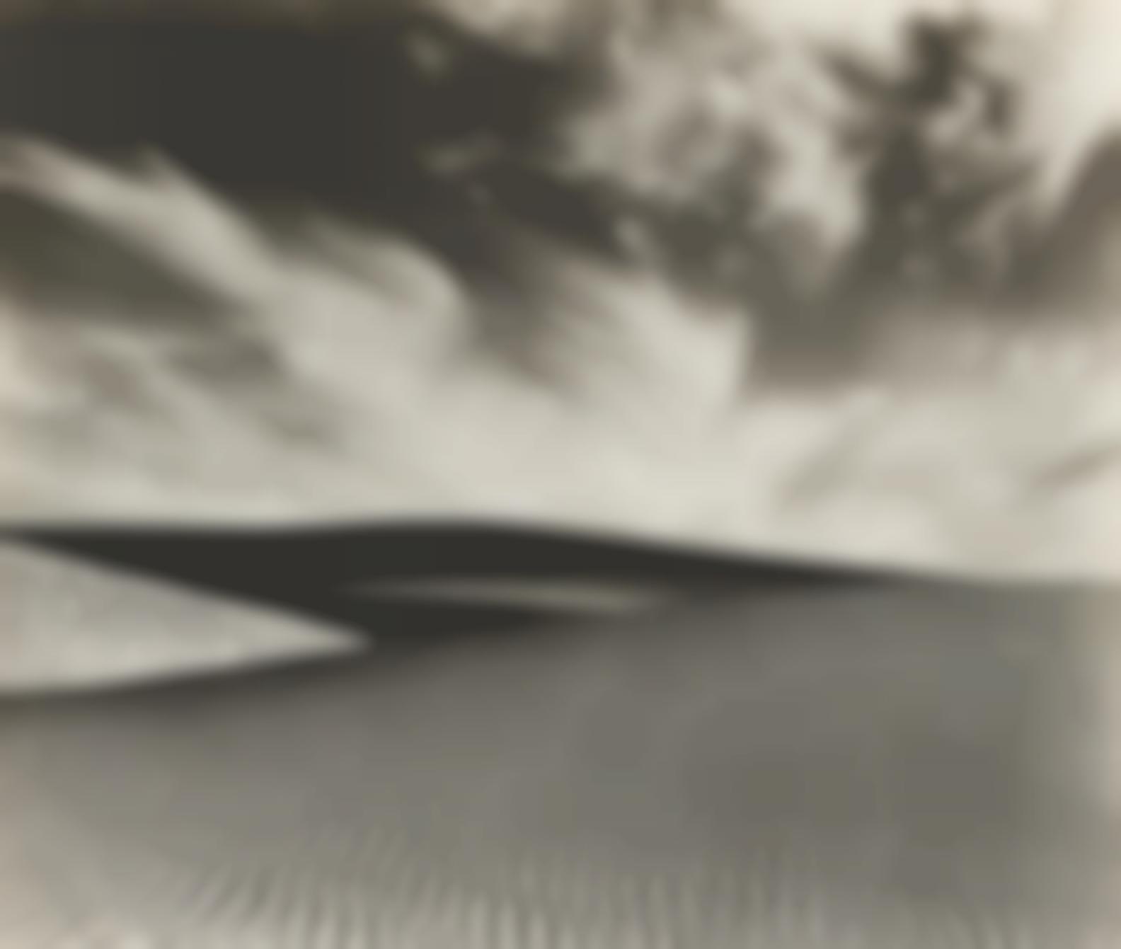 Brett Weston-Dunes, 1930s-