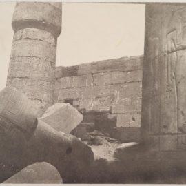 John Beasley Greene-Karnak, Salle Hypostyle, Mur Du Nord, Face Interieure, N. 3-1854