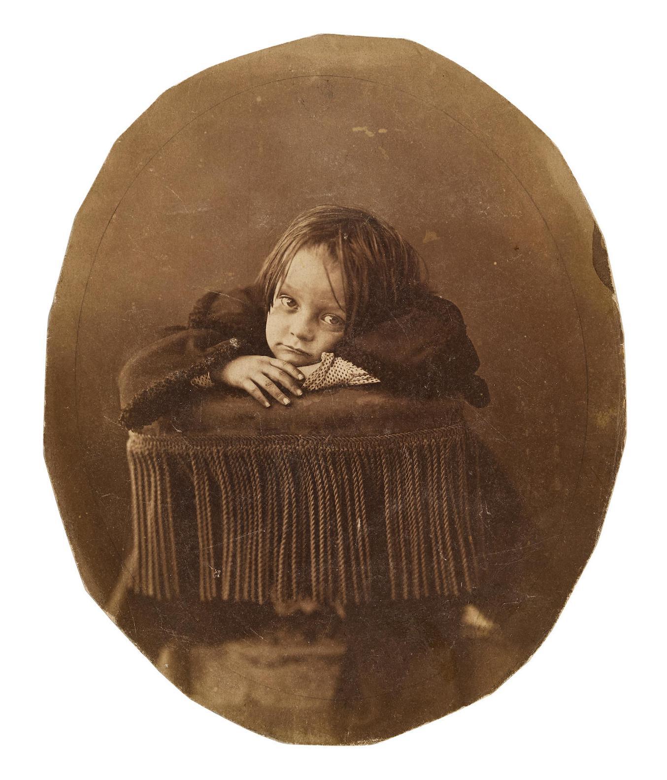 Nadar-Portrait Of Paul-1860
