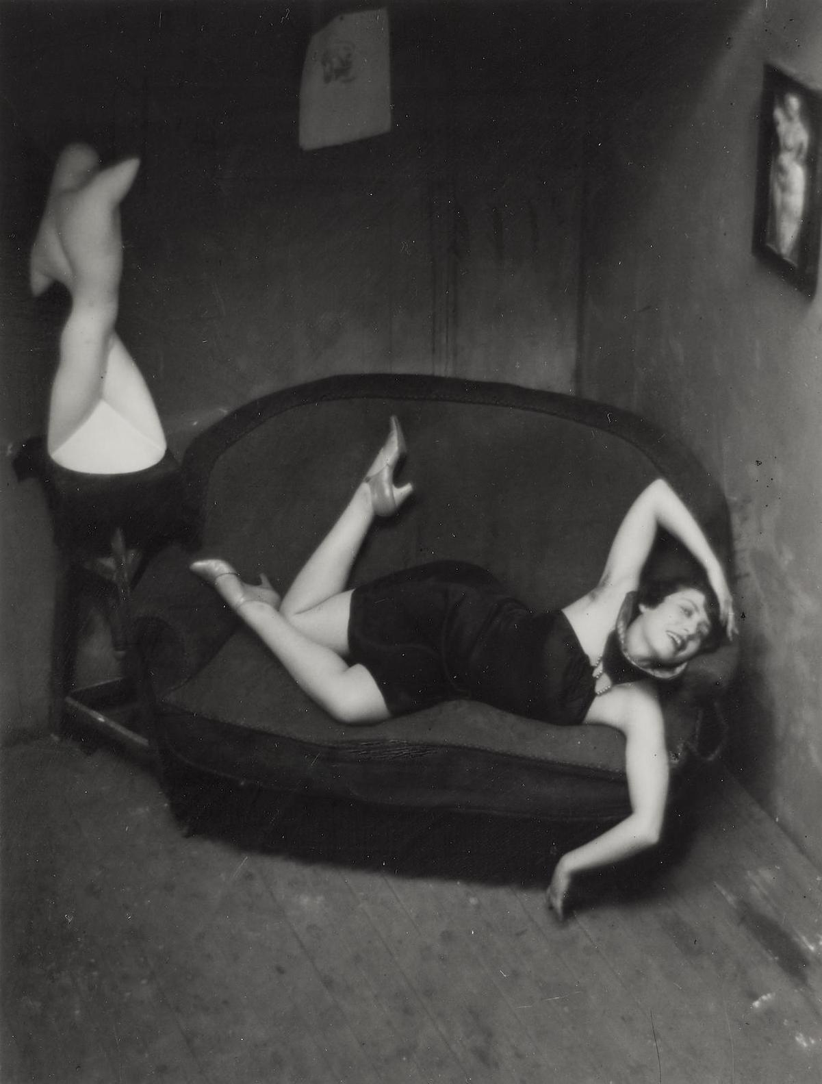Andre Kertesz-Satiric Dancer, 1926-1926