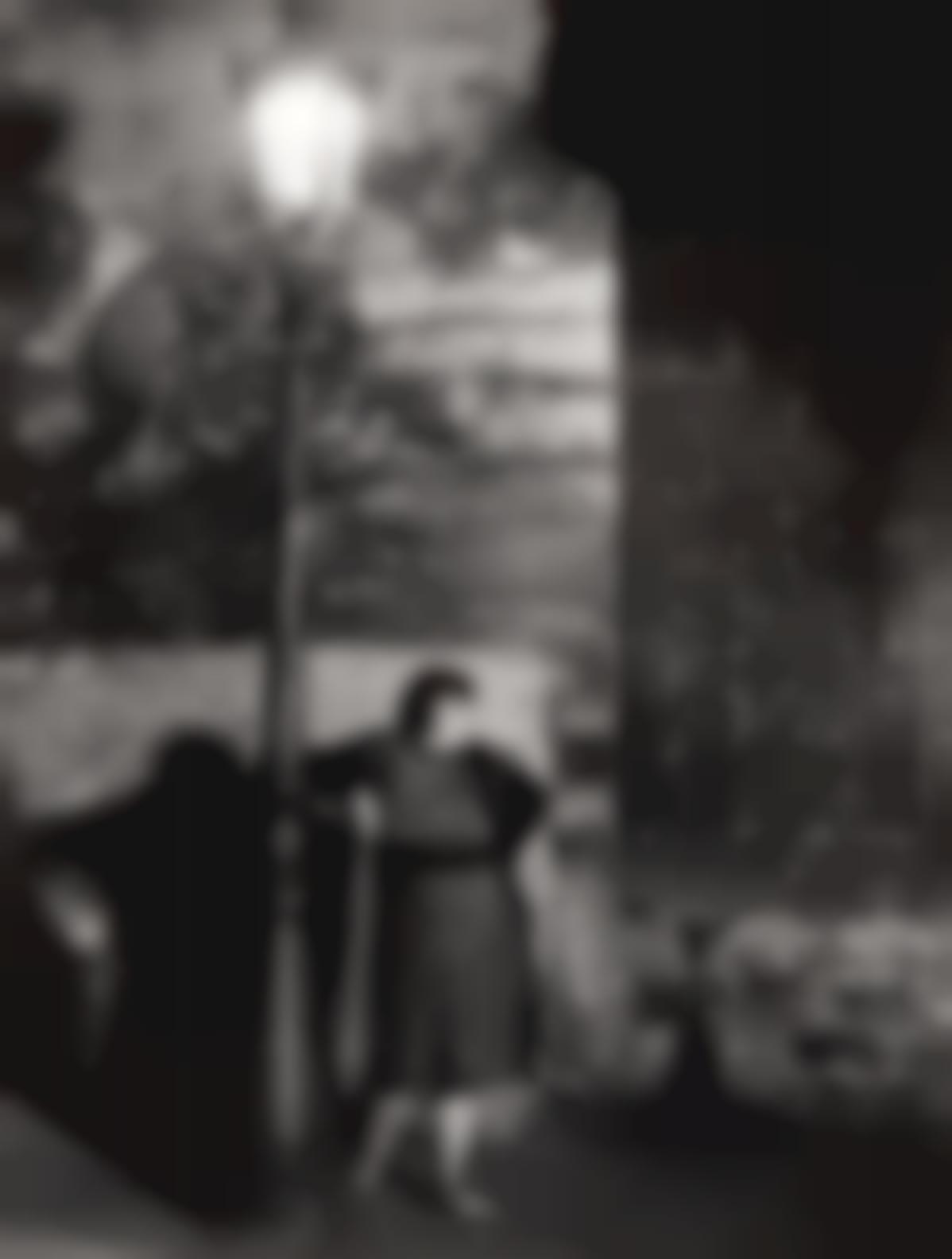 Brassai-Une Fille De Joie-1932