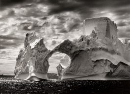Sebastiao Salgado-Antarctica (Iceberg, The Castle),-2009