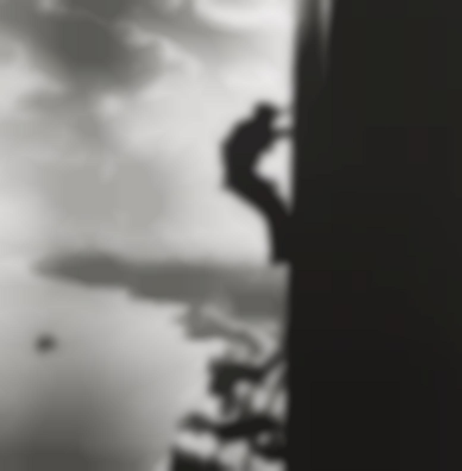 Bedrich Grunzweig - Between Heaven And Earth: Window-Washer Of The Un, 1950-1951-1951
