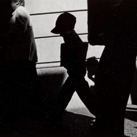 Ray Metzker-City Whispers, 1981-1981