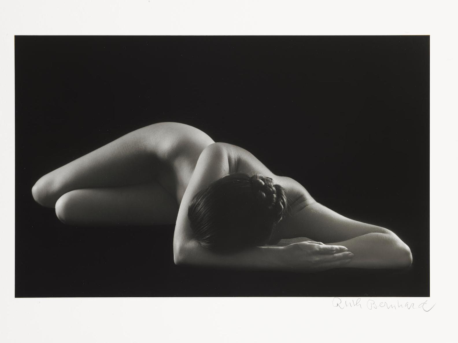 Ruth Bernhard-Perspective II-1967