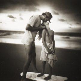 Sally Mann-Larrys Kiss-1992