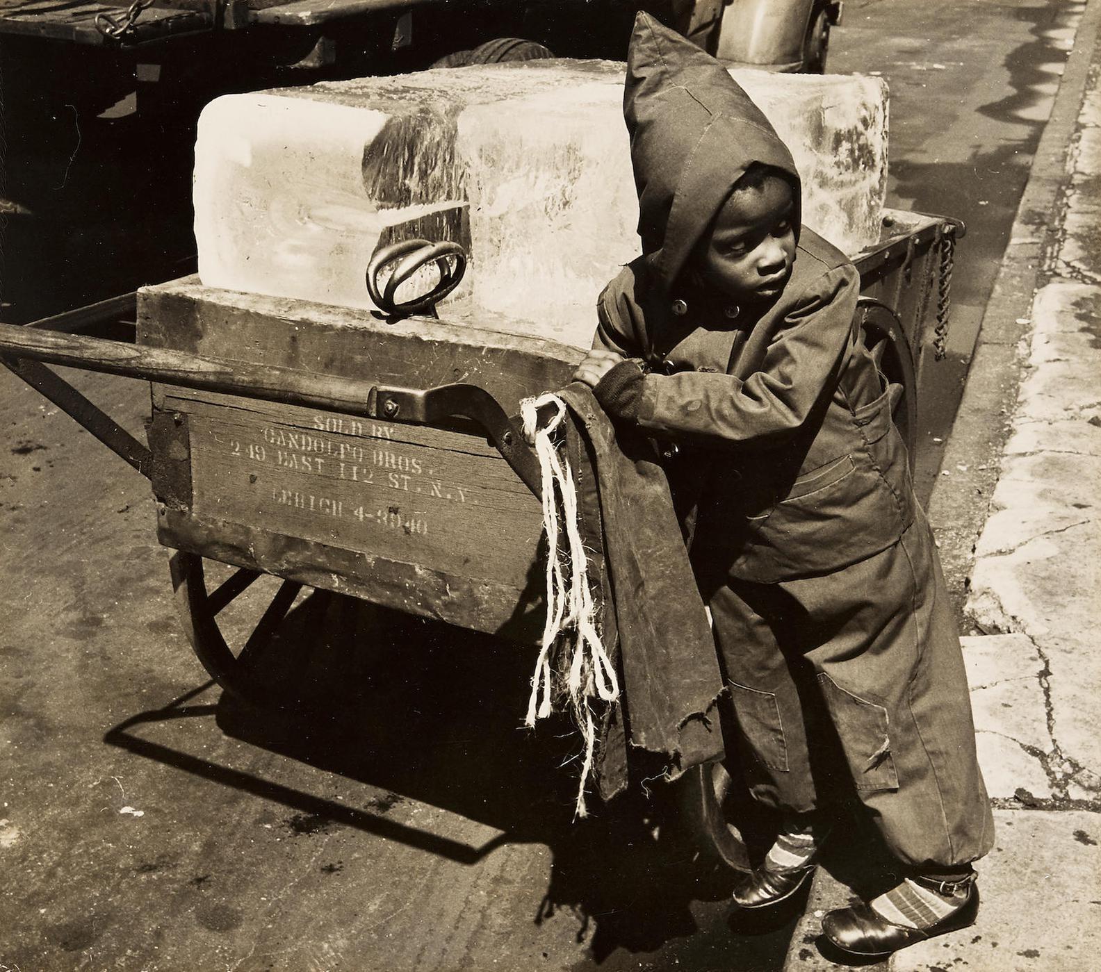 Griff Davis - Harlem-1949