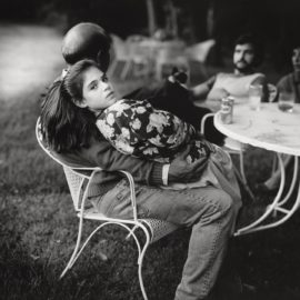 Sally Mann-Untitled, From The Series At Twelve-1987