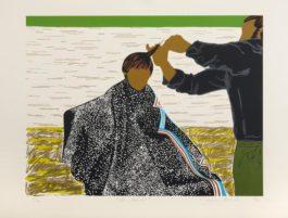 Jessica Lenard - Haircut-1992
