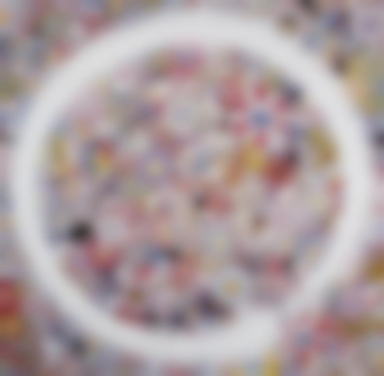 Takashi Murakami-Enso: Zen, The Heavens-