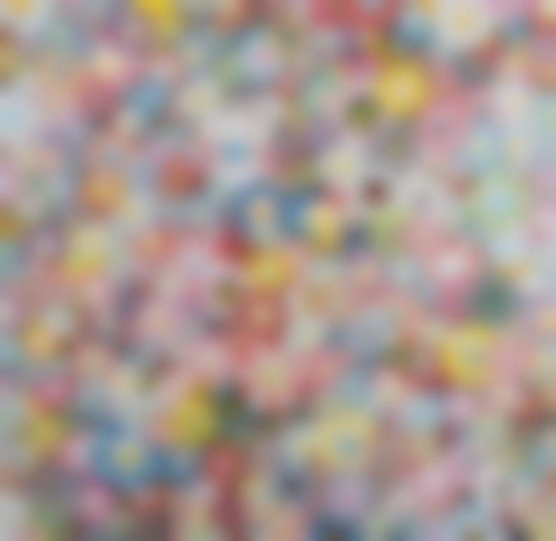 Takashi Murakami-The Future Will Be Full Of Smile! For Sure!-