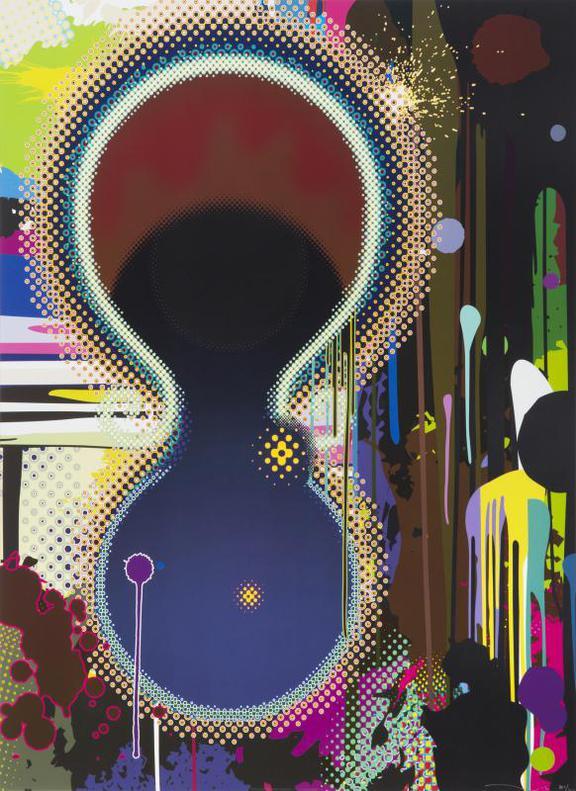 Takashi Murakami-Dumb Compass-