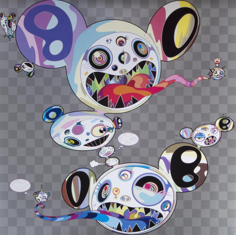 Takashi Murakami-Parallel Universe-