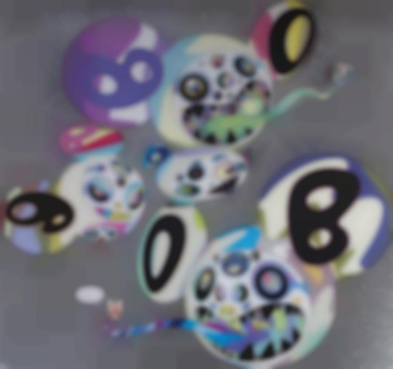Takashi Murakami-Spiral-