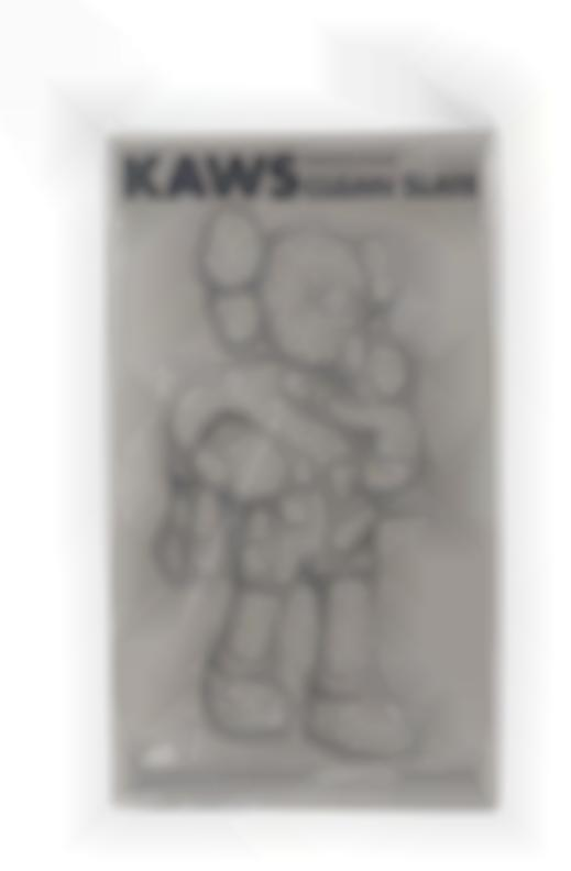 KAWS-Clean Slate (Brown)-2018