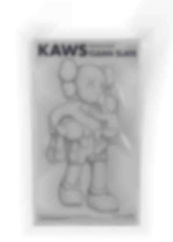 KAWS-Clean Slate (Grey)-2018