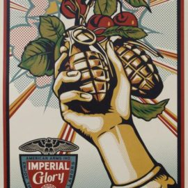 Shepard Fairey-Imperial Glory-2013