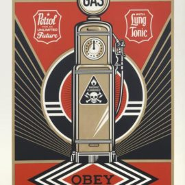 Shepard Fairey-Endless Power (Provocateurs Series)-2014